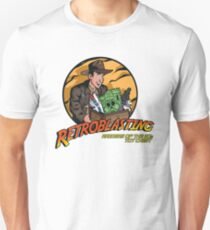 RetroBlasting Raiders of the 80s Toy Chest T-Shirt