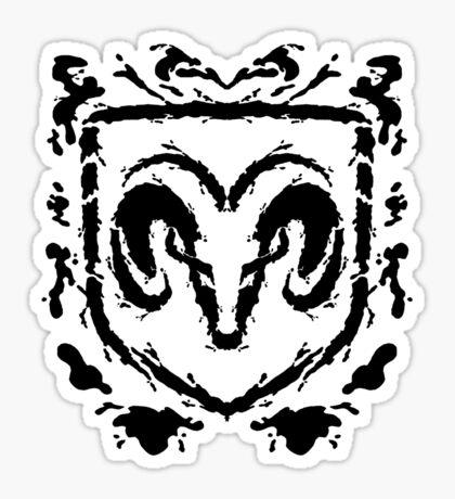 Ramblot Sticker