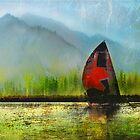 Ghost Ship by linaji