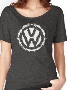 Volksbloten (white) Women's Relaxed Fit T-Shirt