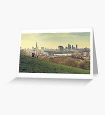 Greenwich Hill Greeting Card