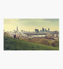 Greenwich Hill Photographic Print