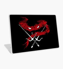 Red Wrath Laptop Skin