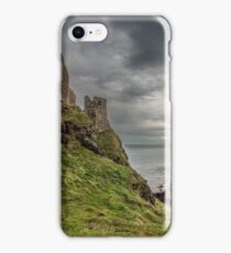 Dunluce Castle iPhone Case/Skin