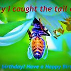 Bee-lated birthday greeting by ♥⊱ B. Randi Bailey