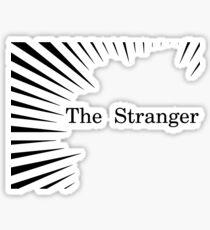 Albert Camus The Stranger Existentialism Sticker
