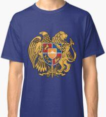 Armenie Armoiries T-shirt classique