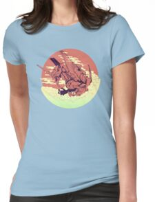 Unit 01 [Neon Genesis Evangelion] Womens Fitted T-Shirt