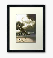 Lord of the Sky Framed Print