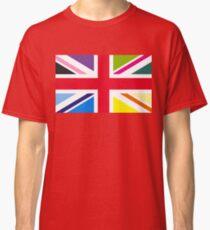 Union Jack (Multi Coloured) Classic T-Shirt