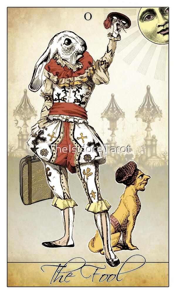 The Major Arcana - The Fool by TheIsidoreTarot