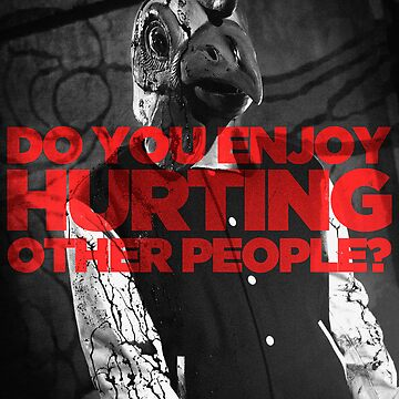 Hotline Miami: Do You Enjoy Hurting Other People? by chadzero