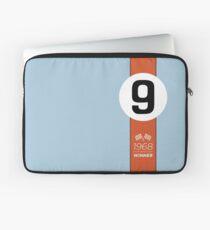 1968 Race Winner #9 Racing livery Laptop Sleeve