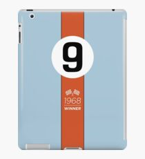 1968 Race Winner #9 Racing livery iPad Case/Skin
