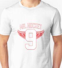 Mr. Hockey - Gordie Howe T-Shirt