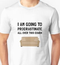 Procrastinate Couch T-Shirt
