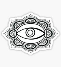 Eye Mandala Sticker