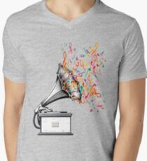 Music for my ears retro style T-Shirt