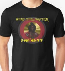 The Last Dragon Sho' Nuff  Unisex T-Shirt