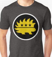 Libertarian Party Gold Standard Porc T-Shirt