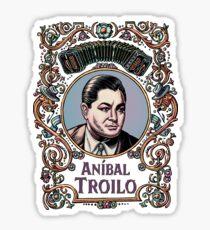 Anibal Troilo Sticker