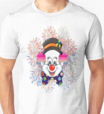 Clown.  fun and cute colorful clown, Fireworks Unisex T-Shirt