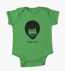 happy trees One Piece - Short Sleeve