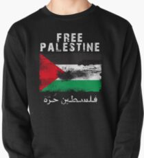Vintage Free Palestine T shirts & Gifts Pullover