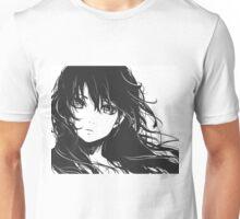Anime Sketch Head Unisex T-Shirt