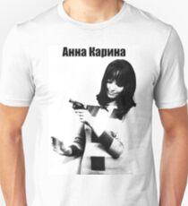 Soviet Anna Unisex T-Shirt