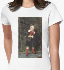John Singer Sargent - Robert 1879. Child portrait: cute baby, kid, children, pretty angel, child, kids, lovely family, boys and girls, boy and girl, mom mum mammy mam, childhood T-Shirt