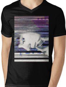Utopia Françoise Mens V-Neck T-Shirt