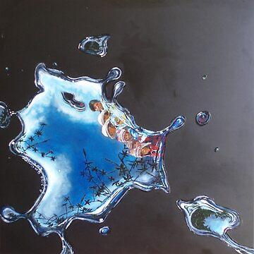 Reflection by CamphuijsenArt