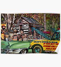 Grump's Garage II Poster