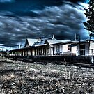 Cooma Railway Station by Jason Scott