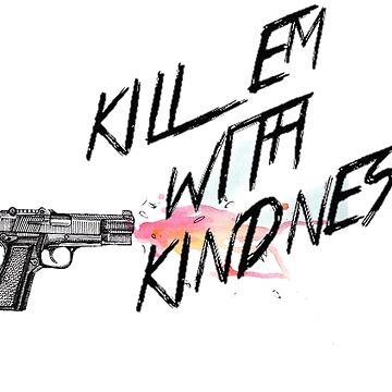 Kill em with kindness - Selena Gomez by MyriahAbela555