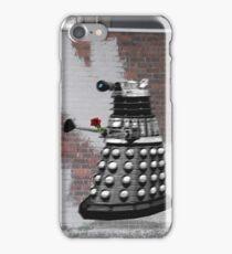 Dalek Graffiti - Banksy Style iPhone Case/Skin