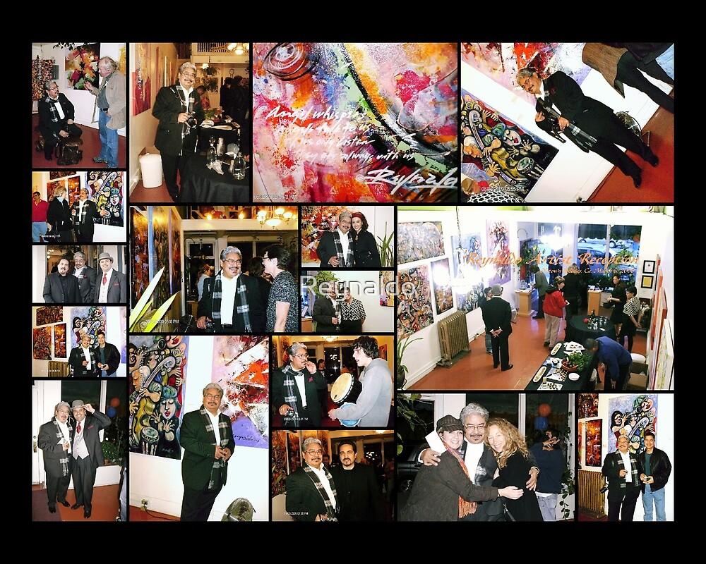 Reynaldo's First Friday Art Walk Exhibit March 6, 2009 by Reynaldo