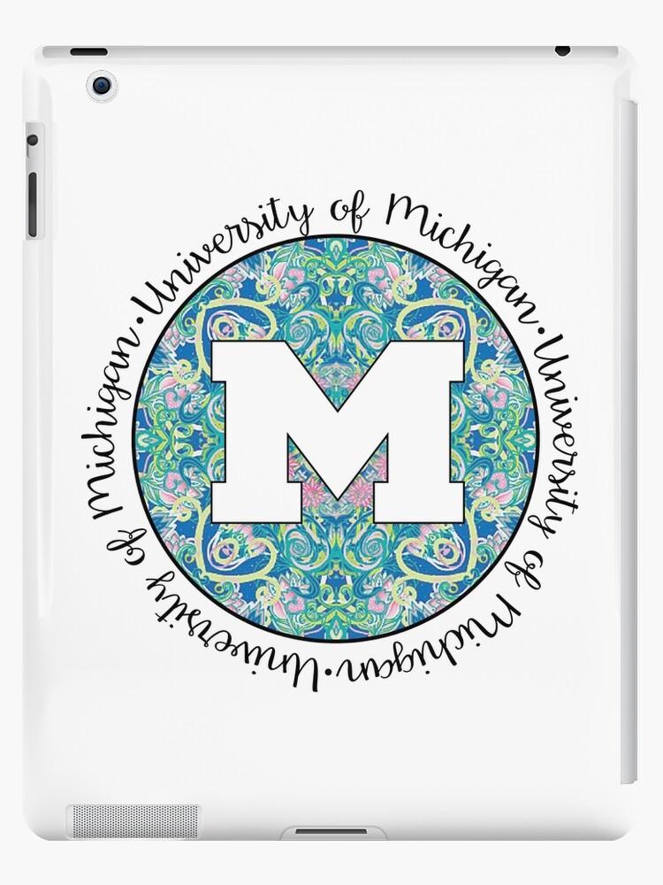 University Of Michigan Colorful