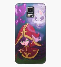 Lulu, The Fae Sorceress Case/Skin for Samsung Galaxy