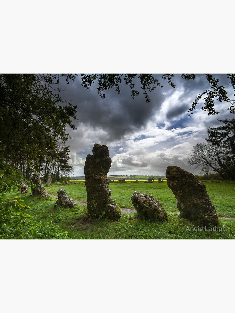 The Rollright Stones -The King's Men by AngelaBarnett