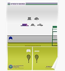 Wimbledon | In Pursuit Of Greatness Poster