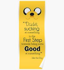 Jake the Dog Poster