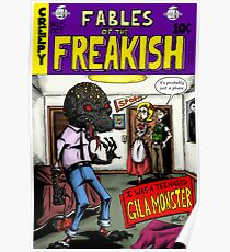 Fables of the Freakish Poster