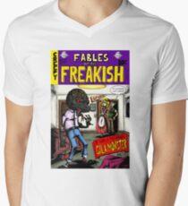 Fables of the Freakish T-Shirt mit V-Ausschnitt