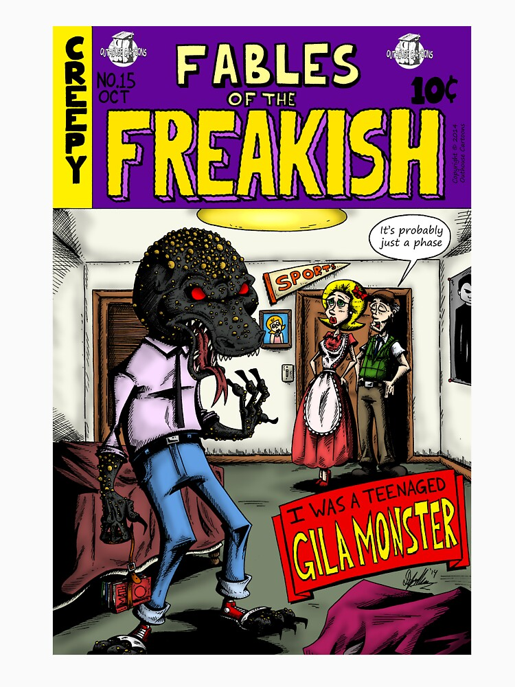 Fables of the Freakish von DylanMoore