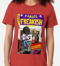 Fables of the Freakish Vintage T-Shirt
