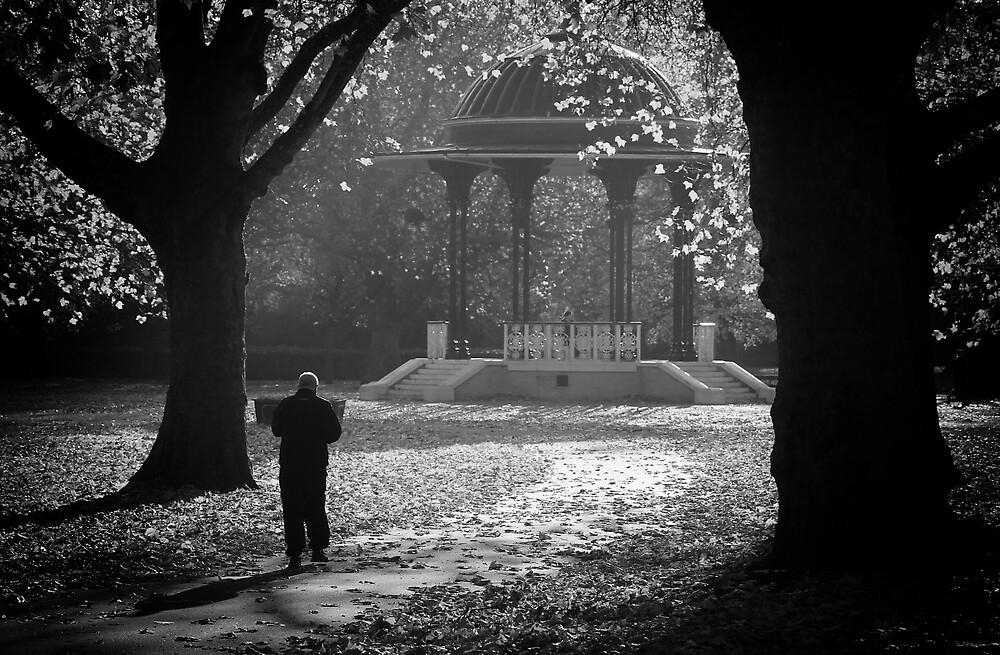 Southwark Park by Ursula Rodgers