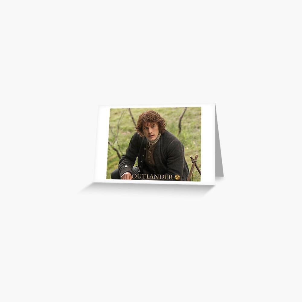 Outlander / Jamie Fraser Tarjetas de felicitación