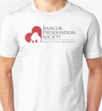 Rancor Preservation Society - White Unisex T-Shirt